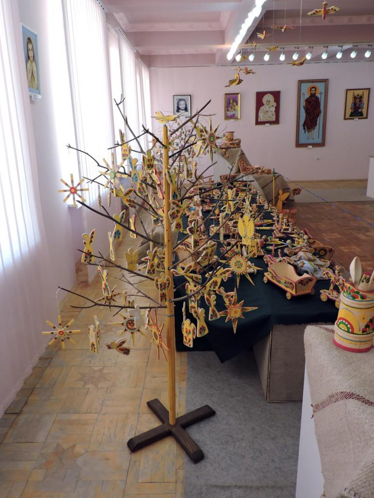 Виставка дерев'яних іграшок-забавок у Луцьку (ФОТО), фото-11