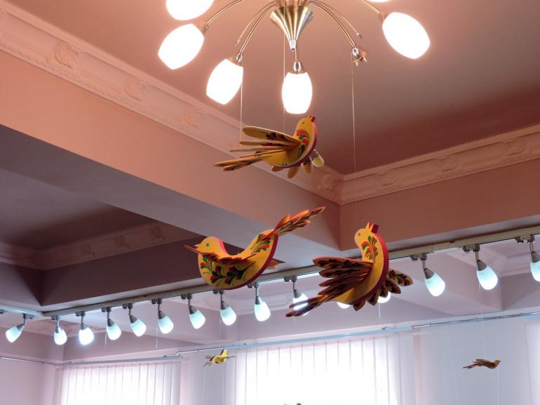 Виставка дерев'яних іграшок-забавок у Луцьку (ФОТО), фото-10