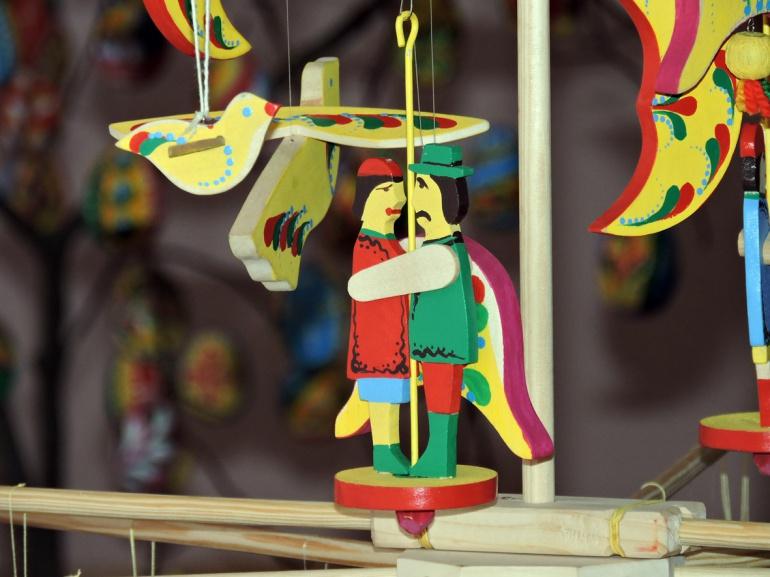 Виставка дерев'яних іграшок-забавок у Луцьку (ФОТО), фото-8