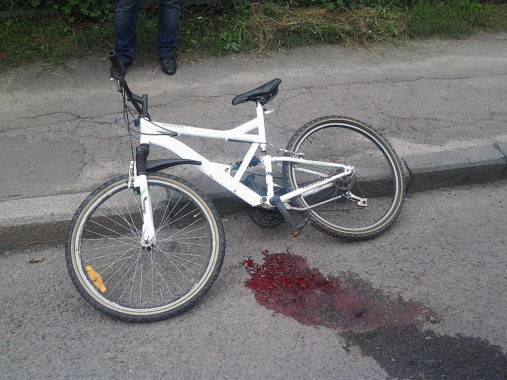 Дтп в иванофранковске, погиб велосипедист